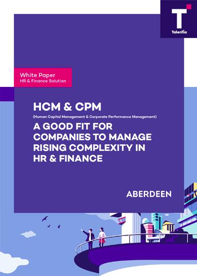 White Paper Aberdeen HCM CPM