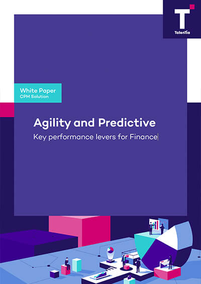Agility and Predictive - Key performance levers for Finance