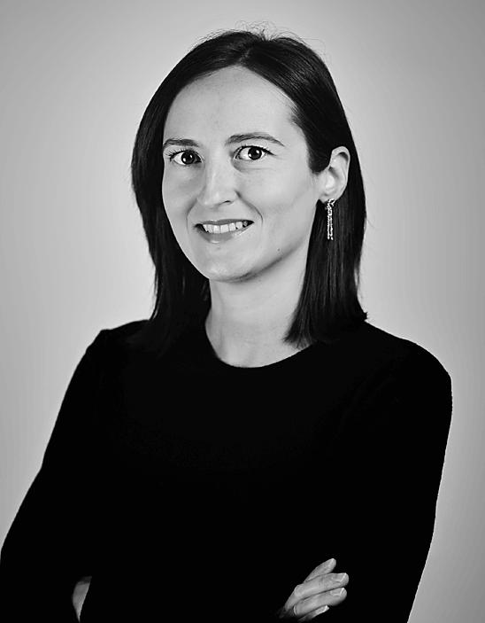 Natalia Malatynska - CFO Talentia Software